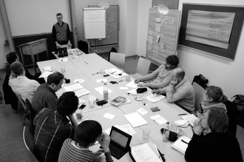 Workshop Praktikentheorie