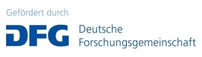 Logo Deutsche Forschungsgemeinschaft DFG