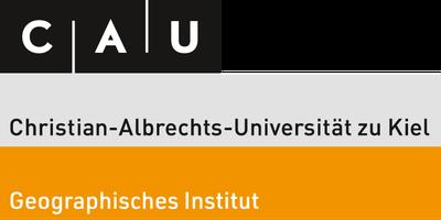 Logo Geographisches Institut der CAU Kiel